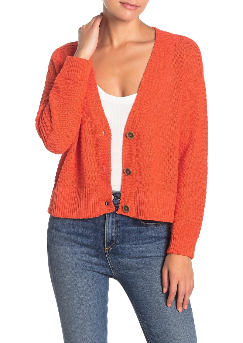 Sanctuary Summer Crop Cardigan (Regular & Petite)