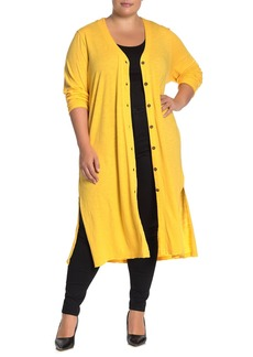Sanctuary Sundown Duster Cardigan (Plus Size)