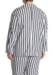 Sanctuary Sunrise Striped Soft Blazer (Plus Size)
