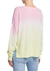 Sanctuary Sunsetter Ombre Crewneck Sweater