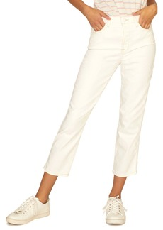 Sanctuary Tapered Crop Jeans (Angeleno White)