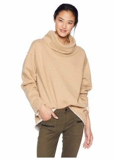 Sanctuary Telluride Cowl Neck Sweatshirt