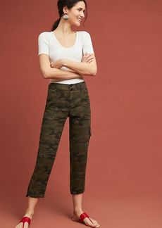 Terrain Cropped Utility Pants