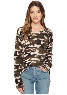Sanctuary Trixie Lace-Up Sweater