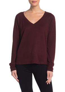 Sanctuary V-Neck Pullover Sweater