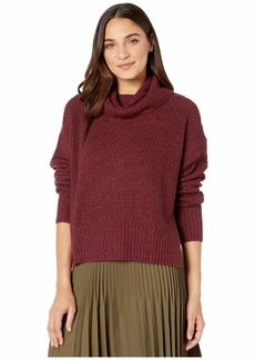 Sanctuary Warm Your Heart Tunic Sweater