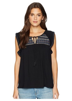 Sanctuary Wild Belle Boho Tank Top