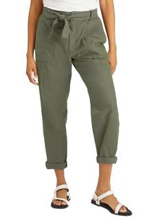 Women's Sanctuary Helious Cotton Blend Sash Pants