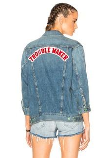 Sandrine Rose The Trouble Denim Jacket