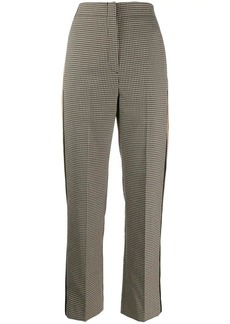 Sandro checked trousers