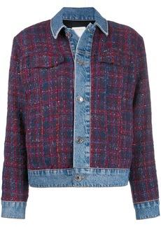 Sandro Chelsy tweed jacket