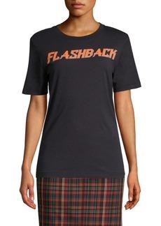 Sandro Cotton Flashback T-Shirt
