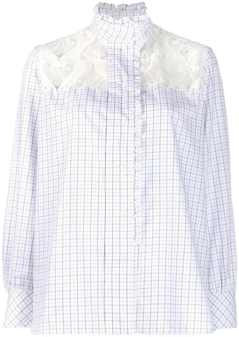 Sandro Daril blouse