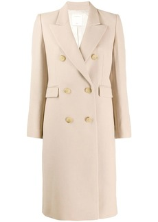 Sandro double breasted coat