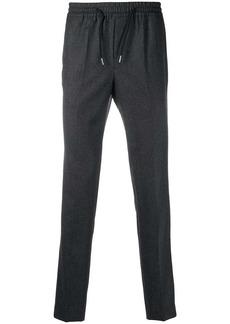 Sandro drawstring tailored trousers