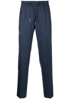 Sandro drawstring-waist slim-fit trousers