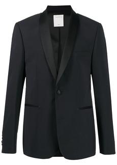 Sandro shawl-lapel tuxedo jacket