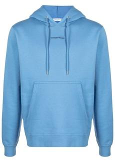 Sandro embroidered logo hoodie