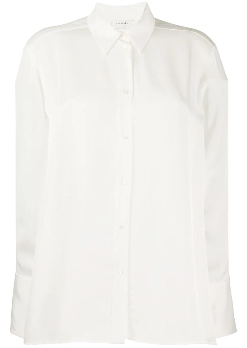 Sandro Evan shirt