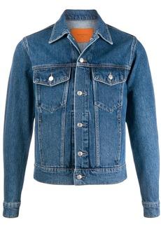 Sandro fitted denim jacket