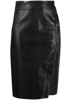 Sandro fitted pencil skirt