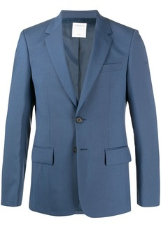 Sandro fitted single-breasted blazer