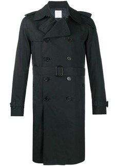 Sandro knee-length trench coat