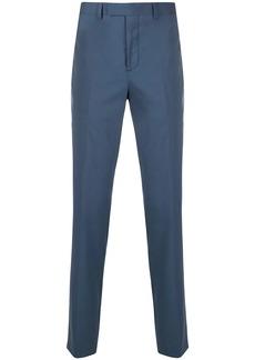 Sandro high-rise straight-leg trousers