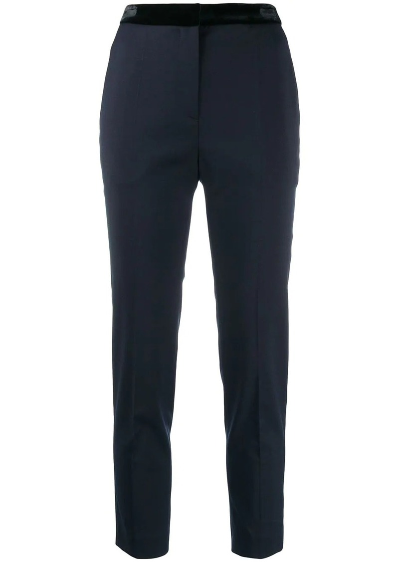 Sandro high-rise tailored trousers