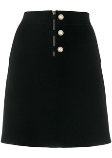 Sandro high-waisted short skirt