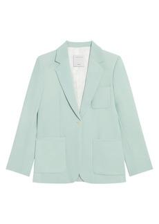 Sandro Huguette Tailored Jacket