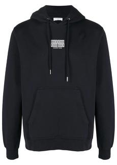 Sandro logo-print cotton hoodie