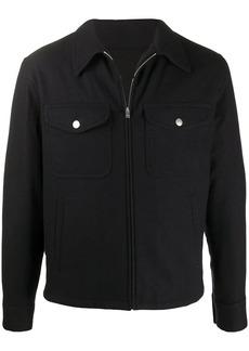 Sandro Morasses zip-up jacket