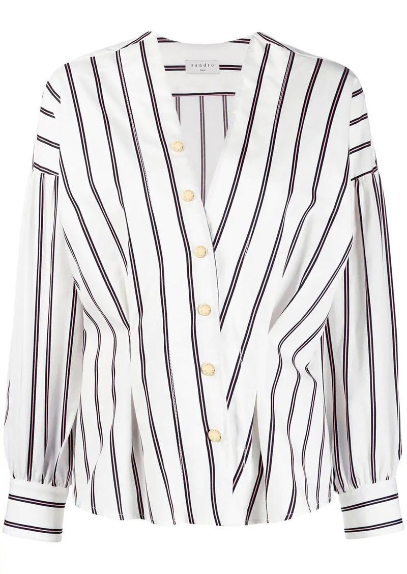 Sandro Naelle blouse