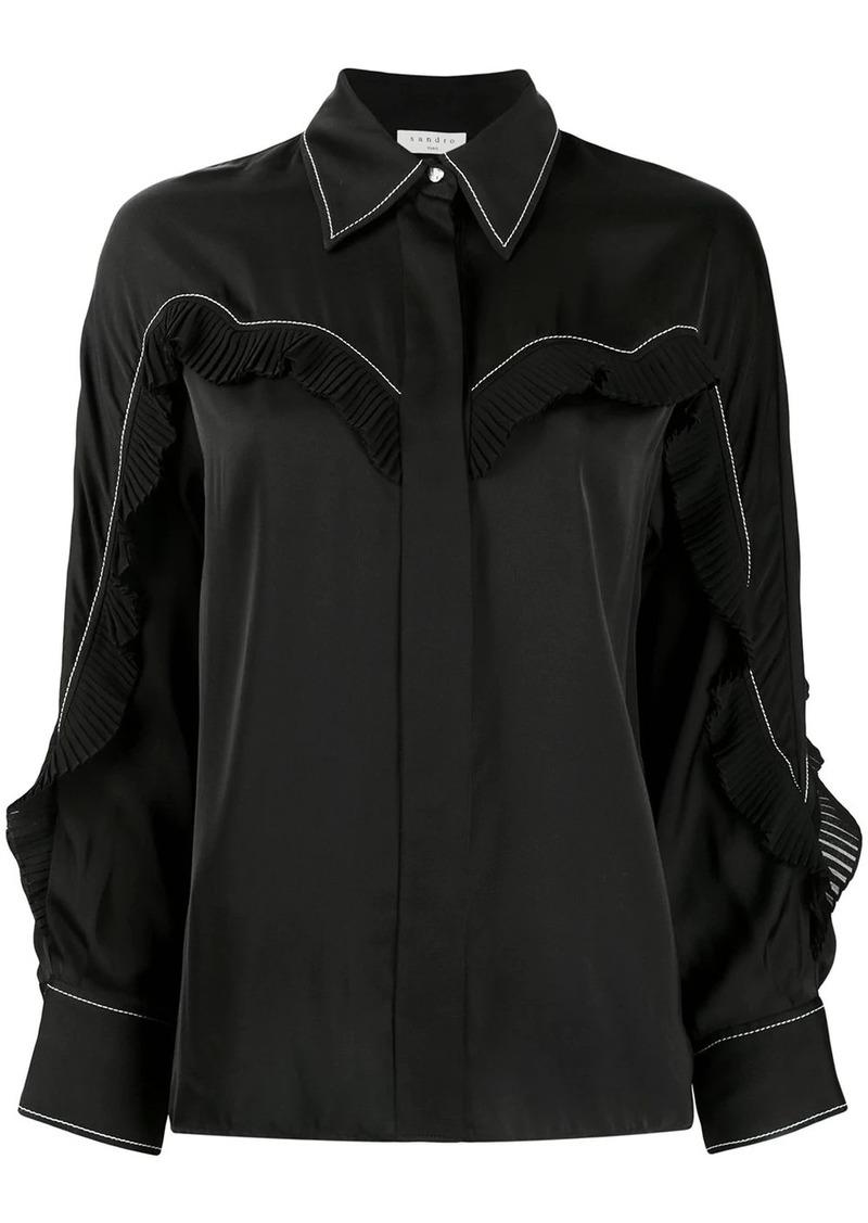 Sandro Rafi blouse
