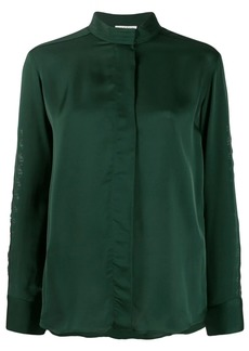 Sandro round neck blouse