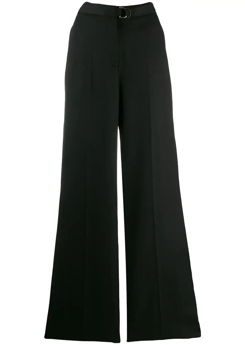 Sandro Roxanne loose-fit trousers