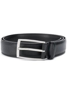 Sandro saffiano finish belt