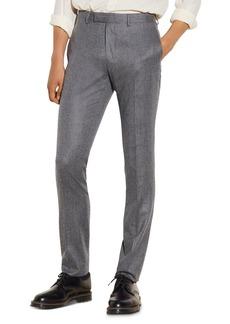 Sandro 120s Wool Flannel Suit Pants