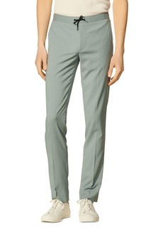 Sandro Alpha Storm Tapered Fit Suit Pants