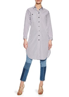 Sandro Augusta Shirt Dress