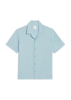 Sandro Camp Collar Shirt