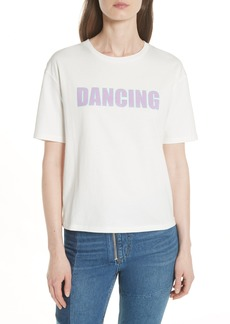 sandro Dancing Graphic Tee