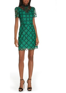 sandro Donia Lace Dress
