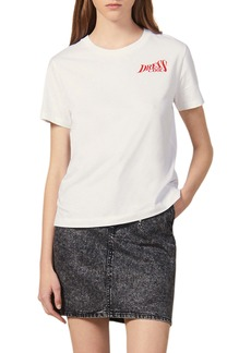 sandro Dressy Dress Cool Cotton Tee