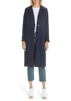sandro Esable Notch Collar Coat