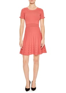 Sandro Etor Knit Dress
