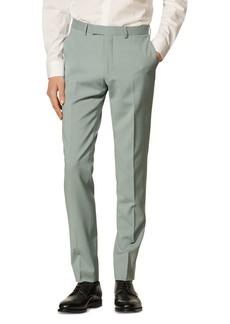 Sandro Formal Storm Wool Suit Pants
