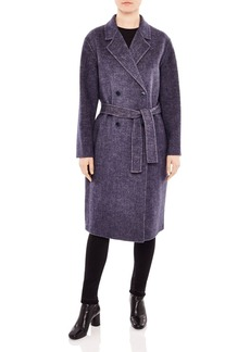 Sandro Hampton Wool-Blend Coat