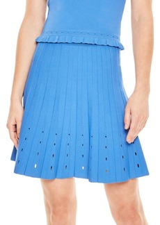 Sandro Izzy Pleated Skirt